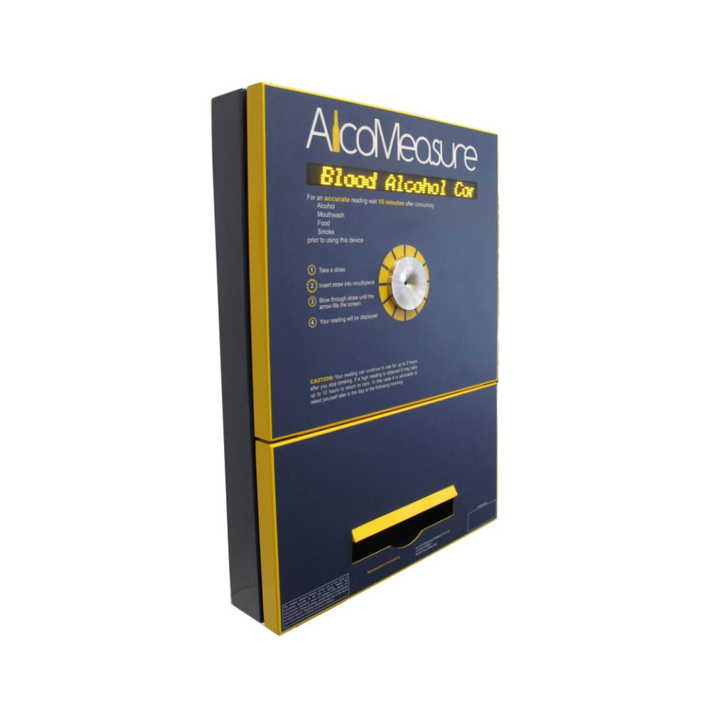 Diagnostic Bioserve - AlcoMeasure Wall Mount Breahalyser