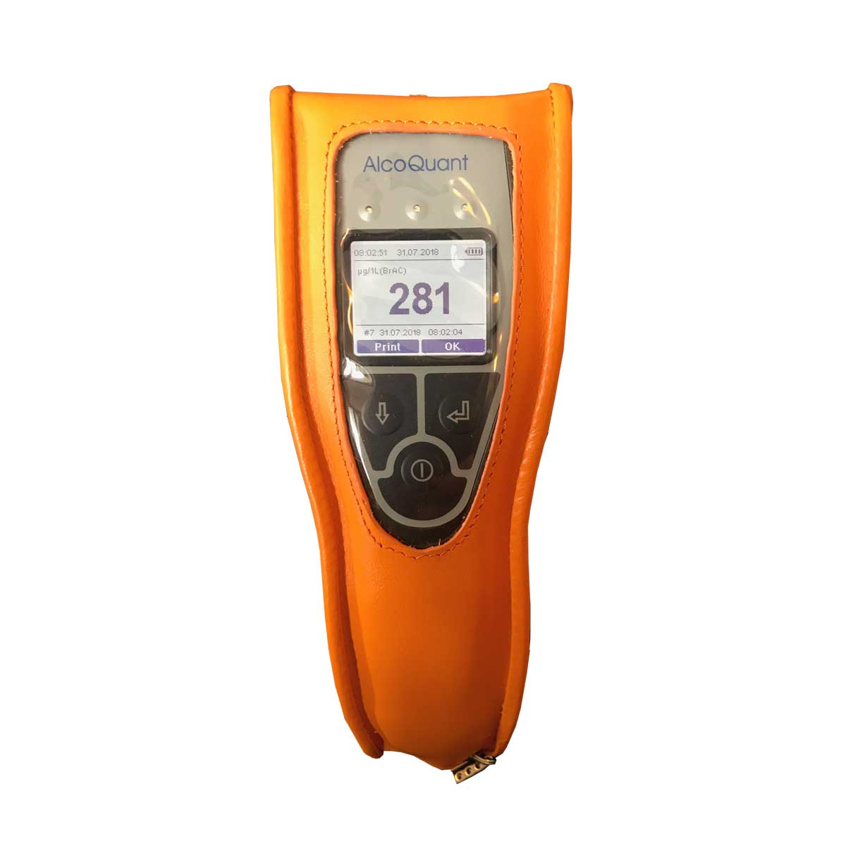 Diagnostic Bioserve - AlcoQuant ® 6020 plus breathalyser
